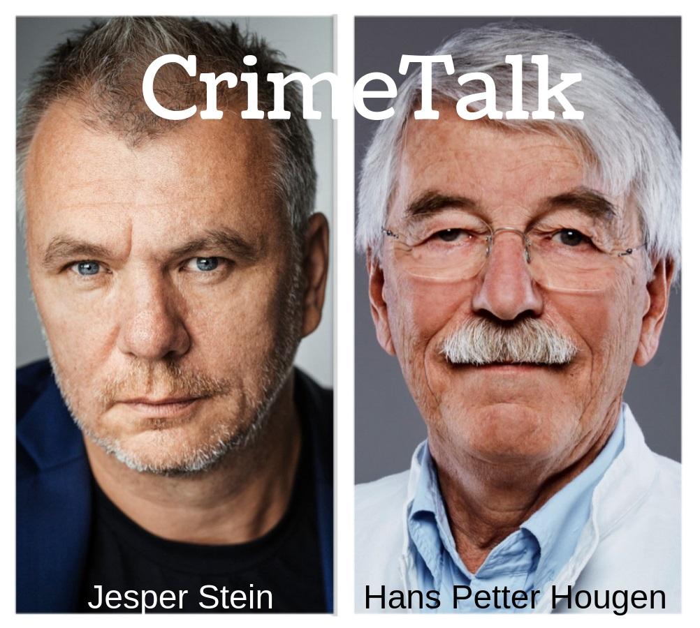 Crimetalk Jesper Stein