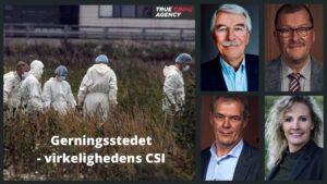 Gerningsstedet - virkelighedens CSI