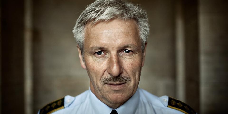Mogens Lauridsen - foto Les Kaner