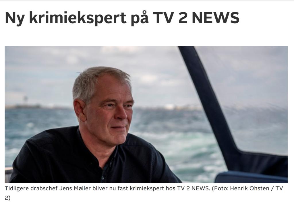 Krimiekspert på TV2